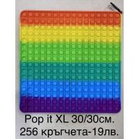 Попит голям/Попит XL/Попит30см./Pop it/Simple dimple/Топка рубик/Октоп