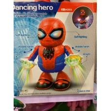 Спайдермен танцуващ