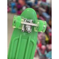 Пениборд a4 (penny board) светещи колела
